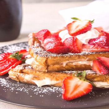 Breakfast and brunch      stuffed french toast cream cheese, stuffed french toast cream cheese vide