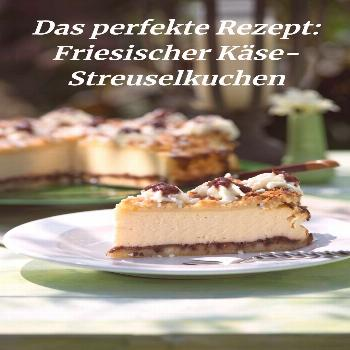 Frisian cheese crumble cake -  Tip: The cake can be frozen well. Then thaw at room temperature one