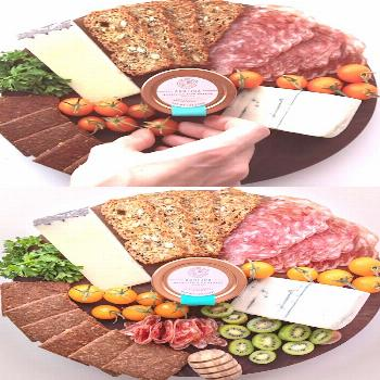 How to Make A Cheese Board -   -