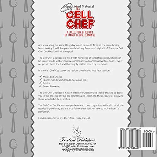 The Cell Chef Cookbook